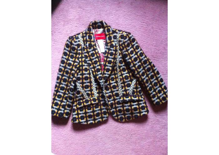 Veste en tweed Christian Lacroix PAP - Paris - 75-Paris - 0