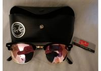 Rayban Clubmaster RB3016 solaire