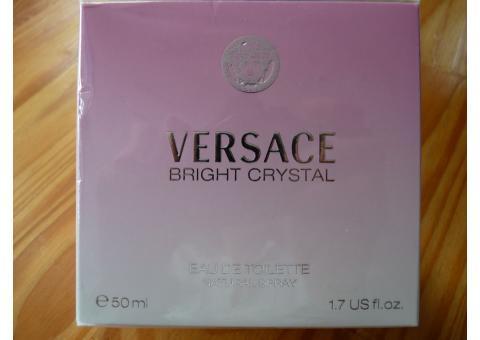 Eau de toilette VERSACE Bright Crystal
