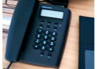 LOT TELEPHONE FIXE+PORTEFEUILLE CUIR+AIMANT THERAPEUTIQUE